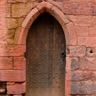 Picture - Doorway at Arbroath Abbey.