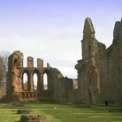 Picture - Ruins of Arbroath Abbey.
