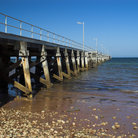 Picture - Jetty at Ardrossan.