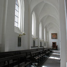 Picture - A nave of the Aarhus Cathedral.