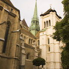 Picture - The cathedral in Geneva.