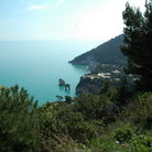 Picture - Landscape of Gargano National Park.