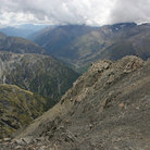 Picture - View over Arthur's Pass National Park.