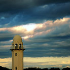 Picture - Mosque tower at Arusha.