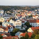 Picture - View over Marstrand Island.