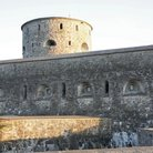 Picture - The Castle Carlsten in Marstrand.
