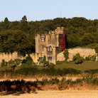Picture - Bothal Castle near Ashington.
