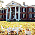 Picture - Auburn Mansion (1812) in Natchez.