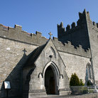 Picture - Exterior of the abbey in Adare.