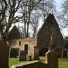 Picture - The ruins of Auld Alloway Kirk.
