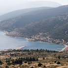 Picture - View over Ayia Effimia on Kefalonia.