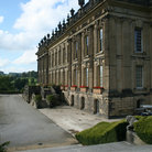 Picture - View of Chatsworth House.