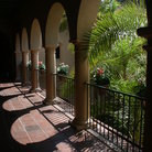 Picture - Arches in Balboa Park, San Diego.