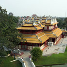 Picture - View over Bang Pa In Summer Palace.