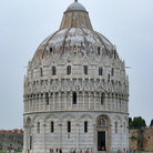 Picture - The Pisa Baptistery.