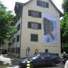 Picture - Side view of Barengasse Museum in Zurich.