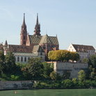 Picture - The Basel Cathedral.