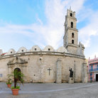 Picture - The old colonial Basilica Menor de San Francisco de Asis in Old Havana.