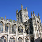 Picture - Bath Abbey.