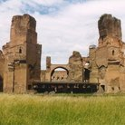 Picture - Baths of Caracalla.