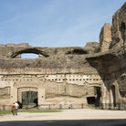 Picture - Caracalla's Baths or Thermae in Rome.