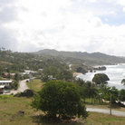 Picture - The town of Bathsheba.