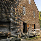 Picture - Sawmill in Batsto Historic Village, New Jersey.