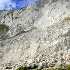 Picture - The 163m (536ft) chalk cliff, Beachy Head,.