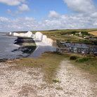 Picture - Beachy Head and Seven Sisters Cliffs.