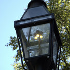 Picture - Lamppost on Beacon Hill, Boston.