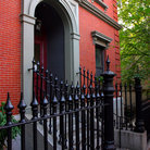 Picture - Federal-style rowhouse in Beacon Hill, Boston, MA.