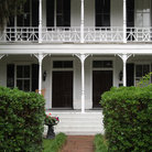 Picture - Plantation home in southern South Carolina.