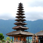 Picture - The Temple of Ulun Danu in Bedugul, Bali.