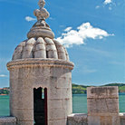 Picture - Belem Tower detail.