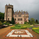 Picture - The gardens at Belfast Castle.