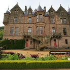 Picture - Exterior of Belfast Castle.