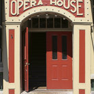 Picture - Opera House in Belfast, Maine.