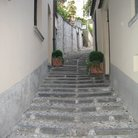 Picture - Stairs in Bellagio.