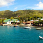Picture - The island of Bequia.