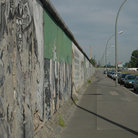 Picture - Historical photo of The Berlin Wall before the unification of Germany.