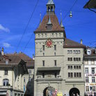 Picture - The Kafigturm Prison Tower in Bern.