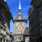 Picture - The Zytglogge Astronomical Clock in Bern.