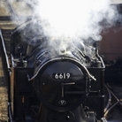 Picture - Steam train, Severn Valley Railway in Bewdley.
