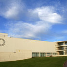 Picture - The De La Warr Pavilion by day in Bexhill-on-Sea.