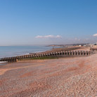 Picture - View to Bexhill from St Leonards-on-Sea.