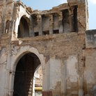 Picture - Entrance to the old palace in Bhuj.