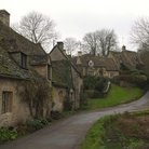 Picture - Arlington Row in Bibury.