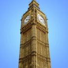 Picture - Big Ben towering over London.