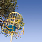 Picture - Frisbee Golf at Diamond X Park in Billings, Montana.