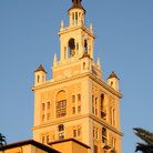 Picture - Tower of the historic Biltmore Hotel in Coral Gables.